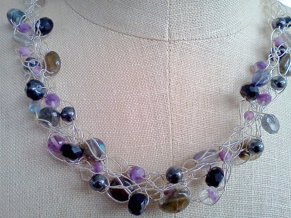 Crochet Wire : Wire Crochet Jewelry - Wire Crochet Pinterest