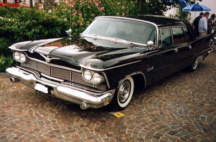 Chrysler Crown Imperial Ghia Limousine Drive Pinterest