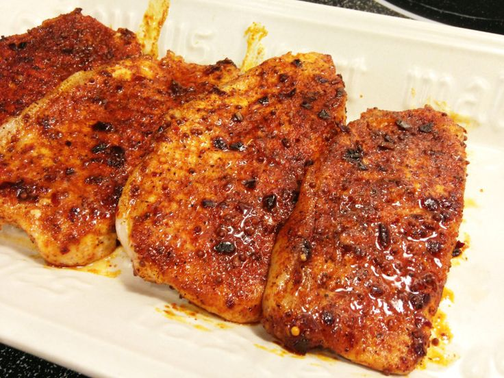 The BEST Pork Chops! | pork | Pinterest