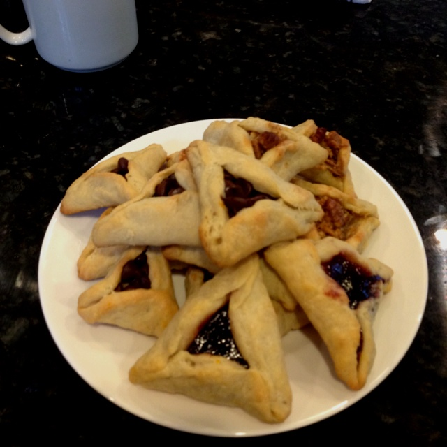 Hamantaschen from Smitten Kitchen | Favorite Recipes | Pinterest
