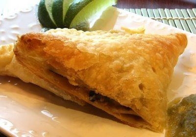 Chicken black beans and corn empanadas | Tasty recipes | Pinterest