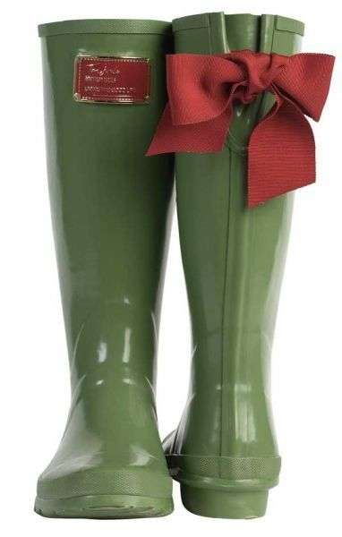 girlie girl wellies