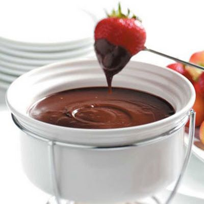 Dark Chocolate Raspberry Fondue Recipes — Dishmaps