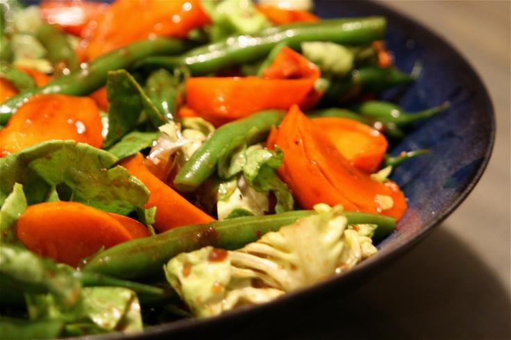 salad sesame lime chicken salad sesame mandarin quinoa salad sesame ...