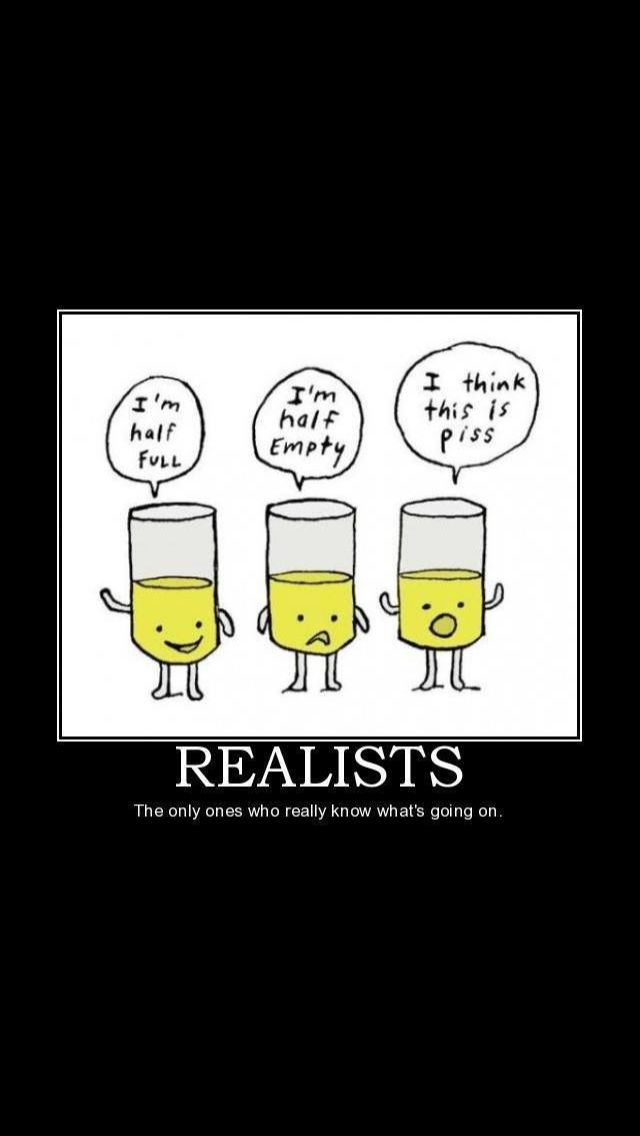the realist 1 the realist tradition one might imagine that de wning an old and well-established theory such as realism would be a simple task a look at the representative sample of.