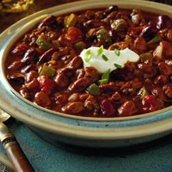Ultimate Game Day Chili | Soup and Salads | Pinterest