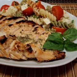 Grilled Tarragon Mustard Chicken Allrecipes.com #sundaysupper