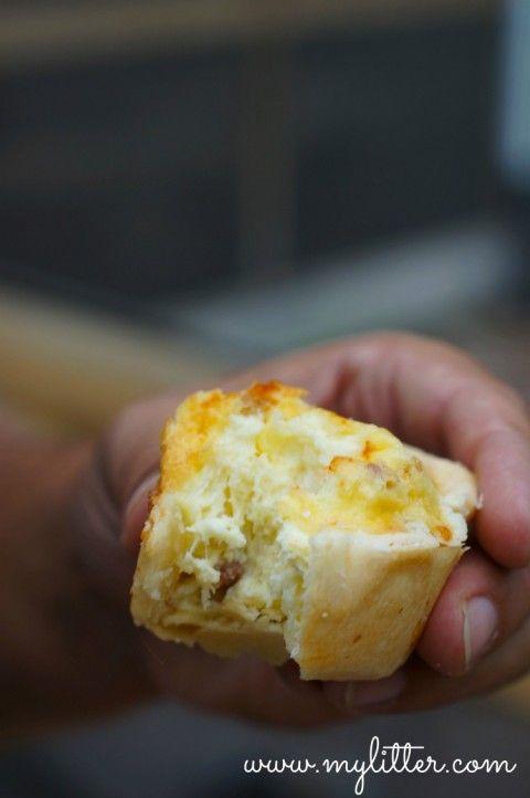 Simple mini quiche bites | Mini Food, Big Taste | Pinterest
