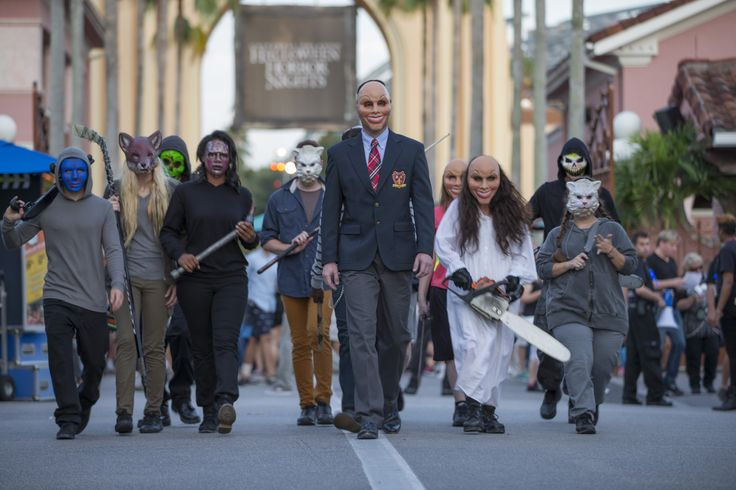 The Purge Halloween Horror Nights
