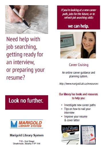 Career Cruising - eResource | Library Aware Examples | Pinterest