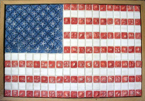 patriotic american flag for veterans day