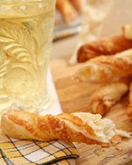 Parmesan Cheese Straws - bjl | recipes - appetizers & snacks | Pinter ...