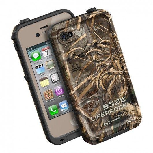 Camo LifeProof iPhone Case