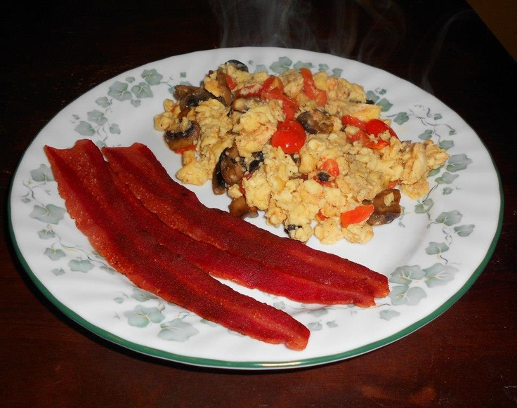 Protein packed breakfast! | I love food. | Pinterest