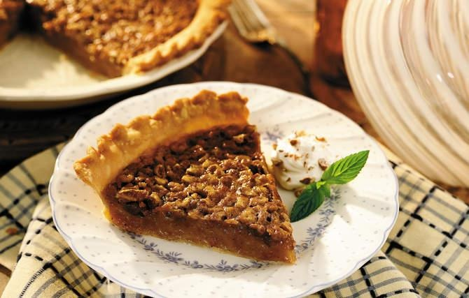 Sweet Bean & Pecan Pie | Cakes & Pies | Pinterest