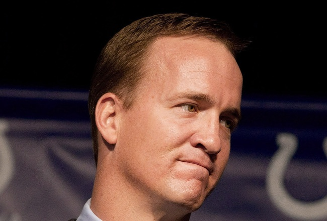 Nooo. Peyton said to have second day of talks with Titans.  Just Say No.