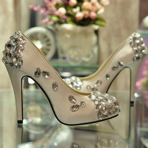 Discount Wedding Shoes 2013 For One-day Event