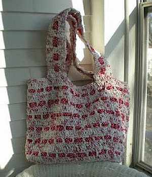 Crochet Pattern Central - Free Plarn Crochet Pattern Link