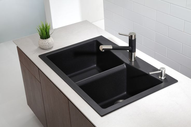 Pin by Kraus USA on The Granite Sinks Collection by Kraus Pinterest
