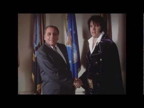 elvis meets nixon movie online Home elvis presley met president richard nixon in the oval office on december 21, 1970 this is the behind-the-scenes story of how and why the meeting occured told through the original photographs, letters and memos created by presley and the white house staff.