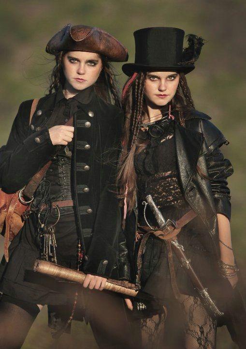 Steampunk Pirates Letting My Nerd Show Pinterest