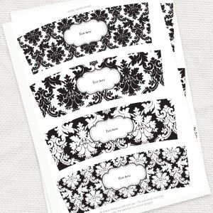 Huge selection of FREE printables. From envelope templates to gift tags. Just download, print and have fun!