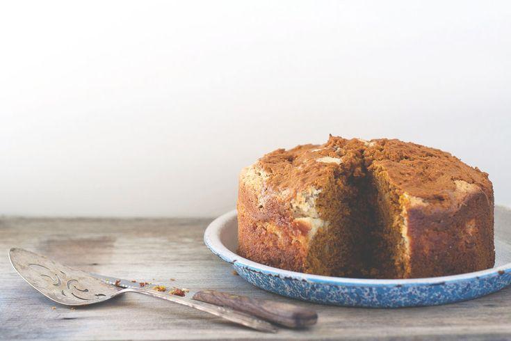 Cream Cheese Pumpkin Tea Cake | Sweet Stuff | Pinterest