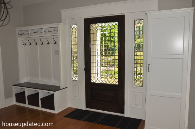 Pin by dana brown on house pinterest for Stained or painted trim