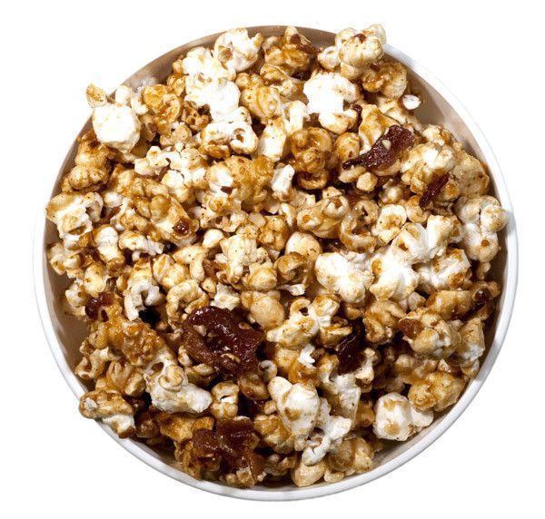 NEW YORK MOUTH — Bacon Caramel Popcorn | Gifts | Pinterest
