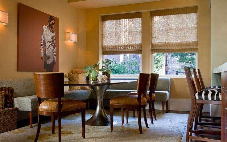 Segal design chicago interior design firm dining room design