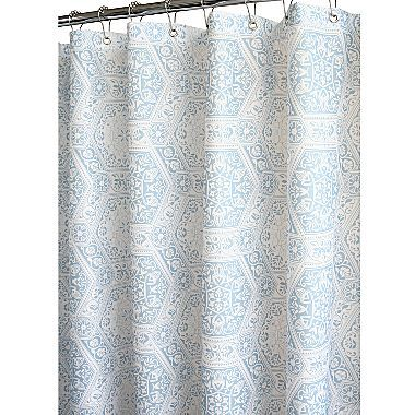 shower curtain from jcp, $22