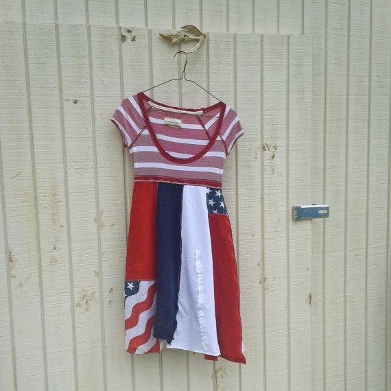 4th of july dress shirt