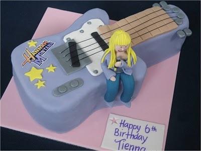 Hannah Montana cake! My Dream Birthday Cake!!!