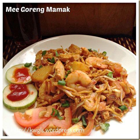 fried noodles mee goreng mamak 印度炒面 indian muslim s fried ...