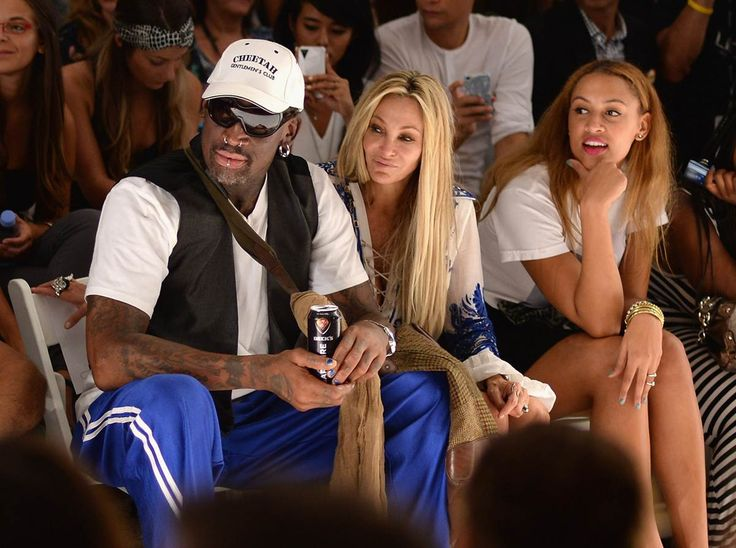 Dennis Rodman Daughter Alexis Pictures to Pin on Pinterest ...