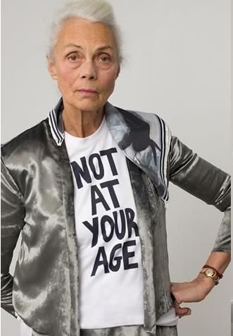 ....not at your age! fashion statement