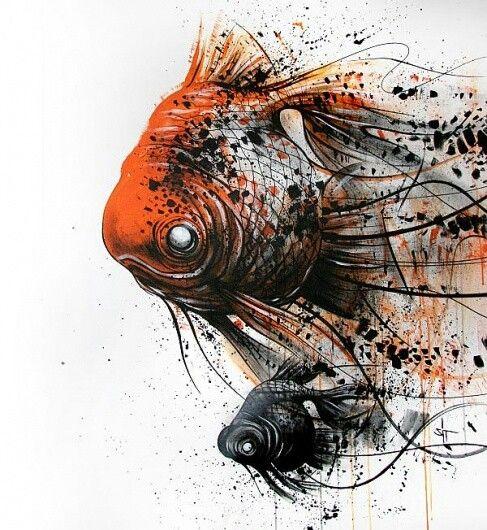 goldfish inspiration com