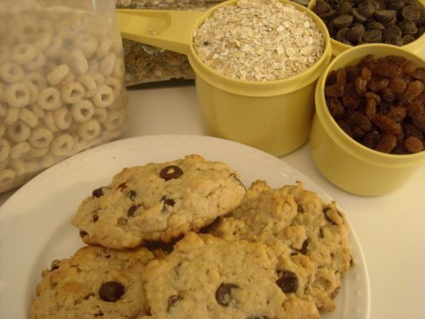 ... . Today. Cheerios Jumbo Breakfast Cookies Recipe - Food.com - 142860