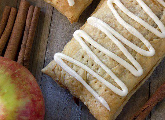 Apple Cinnamon Toaster Strudels | Recipe