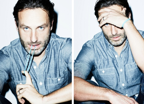 Rick Grimes/Andrew Lincoln Pictures - Page 2