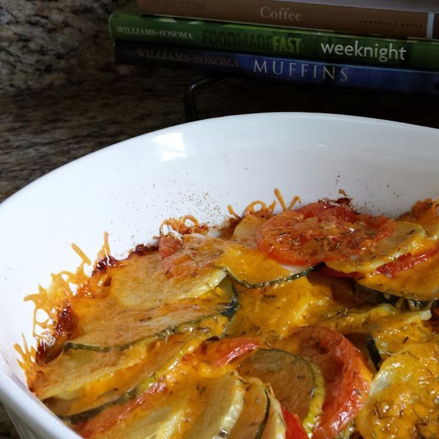 Spiced Tomato Gratin Recipe — Dishmaps