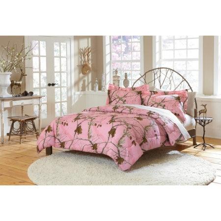 realtree pink camo king bedding set pink camo or camo pinterest