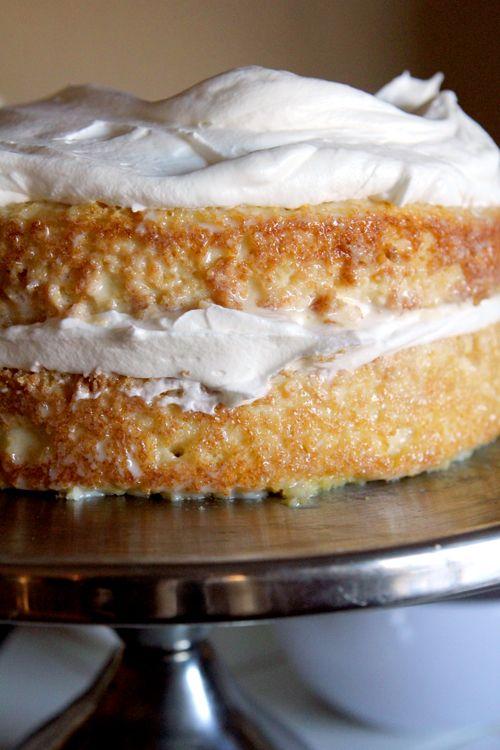 Eggnog Tres Leches Cake | Recipe