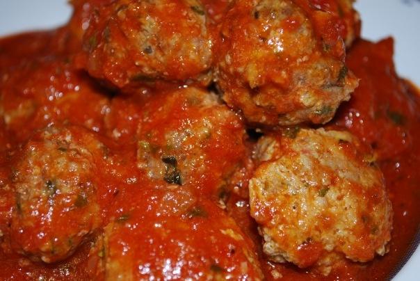 Meatballs & Marinara Sauce | Recipes | Pinterest
