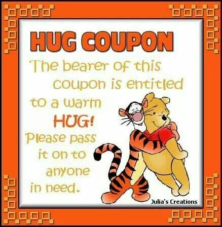 Hug Coupon