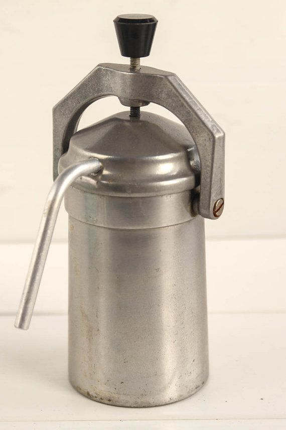 Chemex Coffee Maker Europe : Vintage 1960s coffee maker / moka pot / european coffee machine