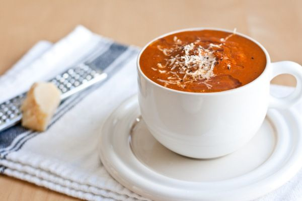 Simple Tomato Soup | Food & Drink | Pinterest