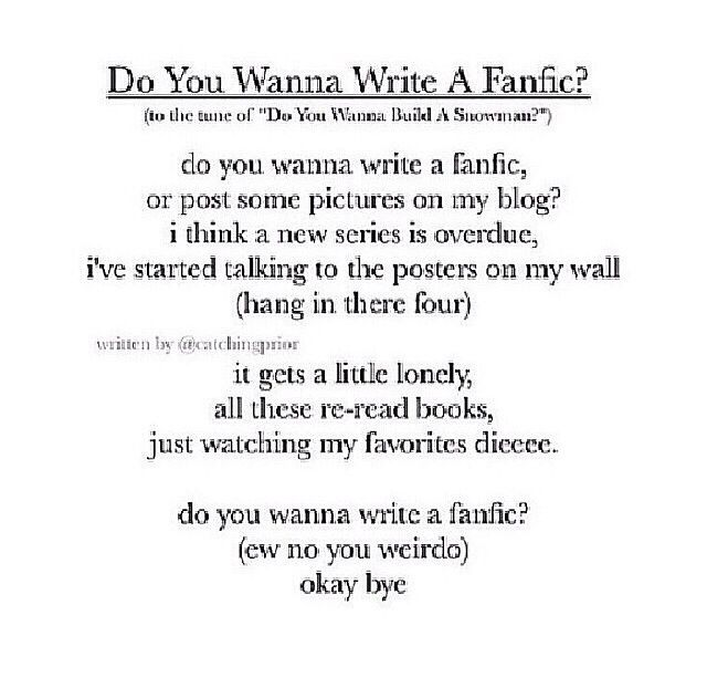 i wanna write a book