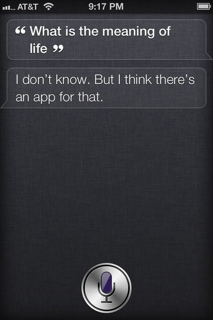 Check out always selling from top questions to ask siri