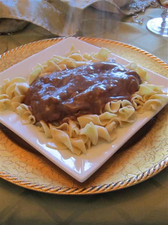 Swiss Steak | yum | Pinterest